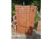225 Red Bricks for sale