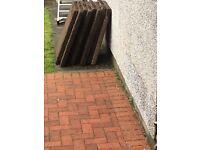 3x2 concrete slabs paving base grey heavy