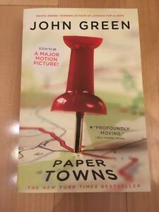 Paper Towns (Version anglaise)