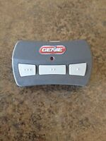Genie 3 button Garage Door Remote