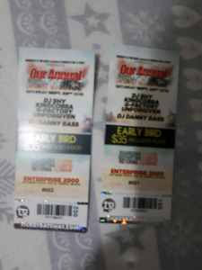Drupatis Boat cruise 2 tickets