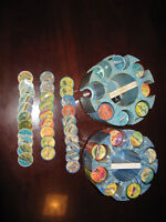 JELLO Airplane coins - $1.50 each - complete your set