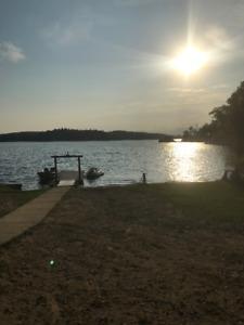 Cottage / camp for rent $1200 week  Agnew lake north espanola