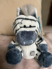 My Blue Nose Friends soft toy