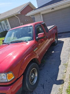 2008 Ford Ranger, As is/Parts truck