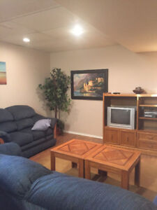 All-Inclusive one bedroom +Den  $750