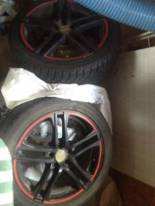 3mags 3tires a vendre hiver