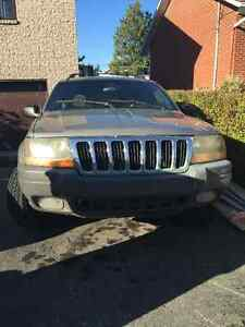 2000 Jeep Grand Cherokee SUV, Crossover $650.00