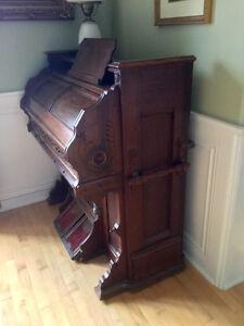 Antique organ made into desk Kingston Kingston Area image 4