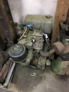 STARTER/GENERATOR. engine goes with