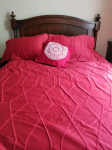 Double duvet with 3 duvet sets