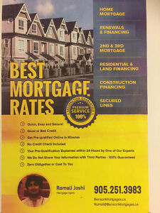 1ST, 2ND MORTGAGES, COMMERCIAL, CONSTRUCTION FINANCING