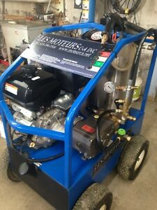 Pressure washer 4,000 x 4 GPm  low price industriel