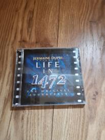 JERMAINE DUPRI - LIFE IN 1472 CD - RAP / HIP HOP