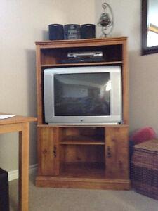 Rec Room TV and TV Unit