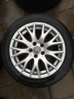 """Mags 17"""" OEM Audi A4 s-line 2008"""