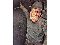 """Freddy vs Jason (18"""" NECA)"""