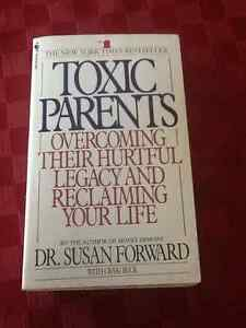 TOXIC PARENTS by Dr. Susan Forward