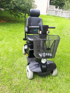 Fortress 4 wheel Mobility 2 New batteries Installed - Excellent