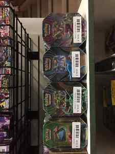 Pokemon Best Of EX Tins In Stock Only $18.00 Each Edmonton Edmonton Area image 1