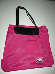 Sac fourre-tout exclusif - Canadiens de Montréal