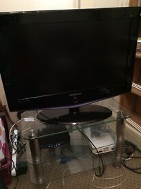 "Samsung 23"" TV with/without stand £60/£80 ONO"