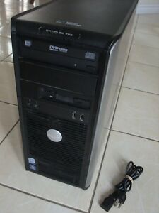 QUAD CORE DELL TOWER