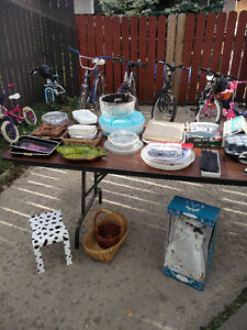 Garage sale,and many more to come from here. Regina Regina Area image 7