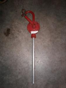 Pompe à baril