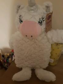 New Snuggle Up Unicorn