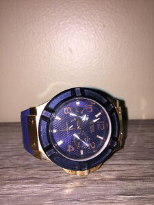 Men's Guess Rose Gold Watch