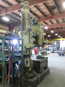 K & W E24 Radial Drilling Machine - $2600 LOWEST PRICE YET Kawartha Lakes Peterborough Area image 4
