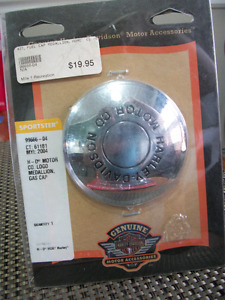 Fs Gas Cap for a Sportster