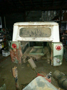 1964 International Scout Harvesters 800A