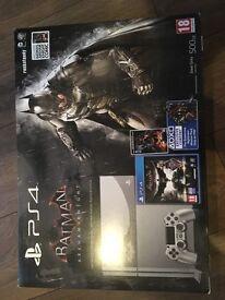 LIKE NEW PlayStation 4 Batman Edition