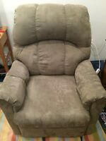 Reclining & Lift Chair - Can Deliver