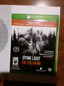 Dying Light : The Following  ENHANCED EDITION (XBOX ONE)