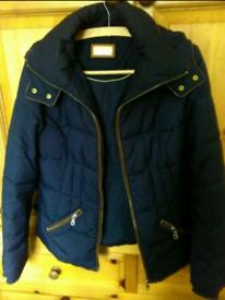 M&S padded jacket