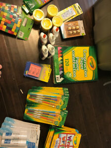 Back to school supply lot for teacher or students NEW PRICE $100