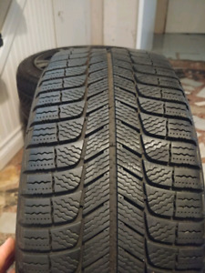 225/45R17 winter tires and rims from bmw 3 series