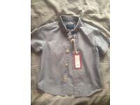 Little Criminals shirt, BNWT, age 3-4