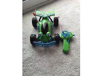 Toy remote car