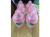 New tommee tippee bottles