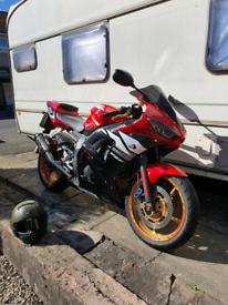 Yamaha r6 £2950