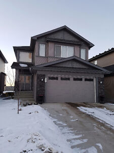 Brand new house for rent in chappell area sw Edmonton