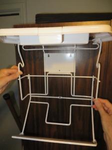 Poubelle pour armoire de cuisine