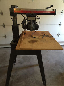 Radial Arm Saw & Drill Press (Both for $300)