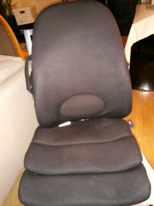 Obus forme seat and back rest