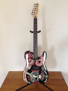 "Fender Squier ""Obey"" Series Telecaster"