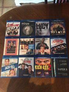 Bluray DVD Movies